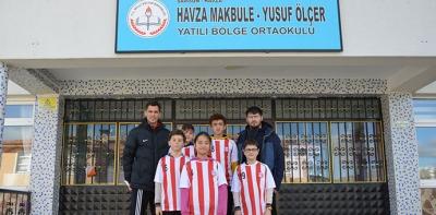 Samsun'u Temsil Edecek Öğrenciler Çalışmalarına Başladı
