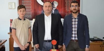 Sanal Gerçeklikle Türkiye Birincisi Oldu