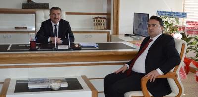 Sebahattin Özdemir'e Tebrik Ziyaretleri