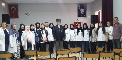 Şehit Besim Kazar Mesleki ve Anadolu Lisesinden Anlamlı Program
