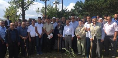 Şehit Jandarma Er Mahmut Köksal için Mevlit Okundu