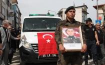 Şehit Komiser Yardımcısı Kubilay Er, Son Yolculuğuna Uğurlandı
