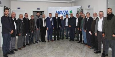 Şenol Tuçay HASTOP'u Ziyaret Etti