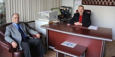 Şenol Tunçay Gazetemizi Ziyaret Etti