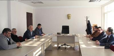 Sivil Toplum Kuruluşu Mütevelli Heyet Seçimi Yapıldı
