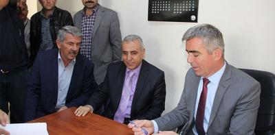 Sulama Ekipmanları Hibe Sözleşmeleri İmzalandı