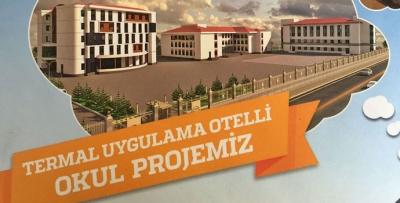 Turizm Okulu Yatırım Planına Alınmayı Bekliyor