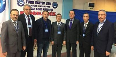 Türk Eğitim Sen Genel Kurulu Yapıldı