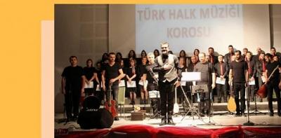 Türk Halk Müziği Korosunun İkincisi Kuruluyor