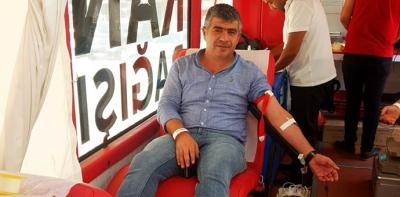 Türk Kızılay'ı 3 Gün Süreyle Kan Toplayacak