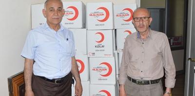 Türk Kızılayından Ramazan Yardımı