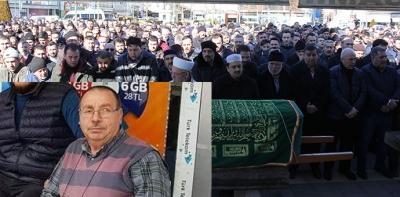 Türk Telekom Havza Bayii Recep Dündar Hayatını Kaybetti