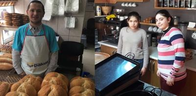 Türkiye'ye Örnek Olacak Proje ile Meslek Sahibi Oluyorlar