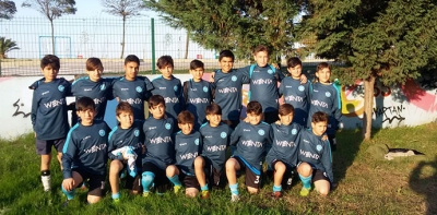 U-13 İlk kıvılcım Havza spor Play-off'a Mağlubiyetle başladı