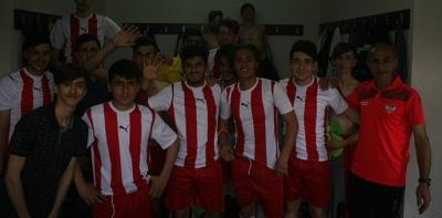 U19 GENÇLER PLAY-OFF OYNAMA HAKKI ELDE ETTİ