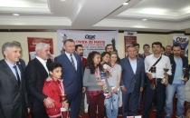Ulusal Ödüllü Otat Gıda Satranç Turnuvası Ödül Töreni Yapıldı-Video Haber