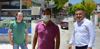 Vatandaşlardan Samsun Büyükşehir Ve Havza Belediyesine Teşekkür