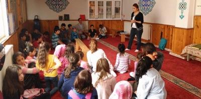 Yaz Kur'an Kurslarında Sağlıklı Nesiller Etkinliği