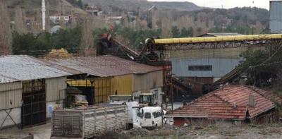 Yeni Çeltek Maden Ocağında Göçük