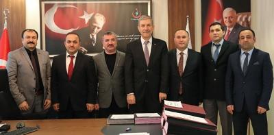 Yıkım Kararı Alınan Okullar İçin Ankara'ya Gittiler