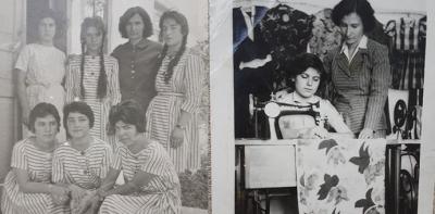 Yüksük, İğne ve Makas:  Bir zamanlar Havza'da Kadın Terziler